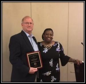 County Clerk Kendall Selected as 2018 Clerk of the Year
